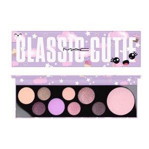 NIB MAC Classic Cutie Eyeshadow Pallet New!